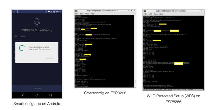 The initial setup problem #IoT
