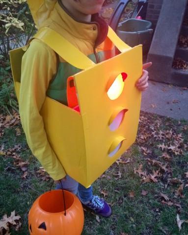 Traffic Light Costumes 1