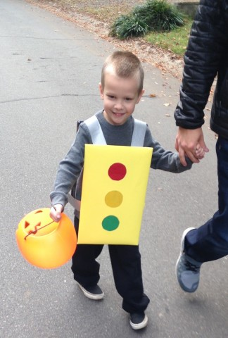 Traffic Light Costumes 2