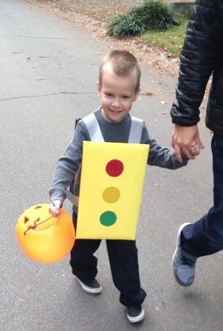 Traffic Light Costumes 2