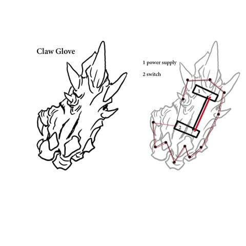 claw prop 2