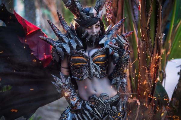 deathwing costume