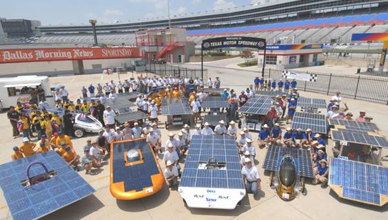 dell_winston_school_solar_car_challenge_2006