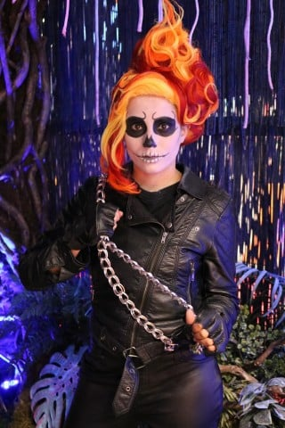 ghost rider cosplay 1