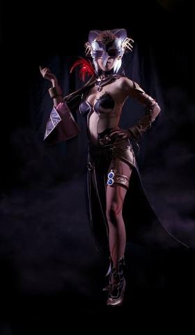 hyrule warriors cia cosplay 1