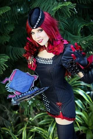 kamui cosplay 2