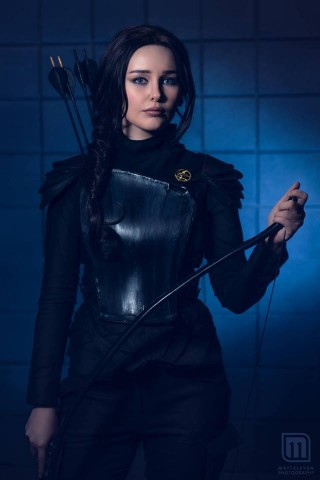 katniss everdeen cosplay 1