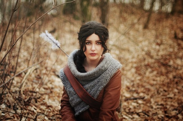 katniss everdeen cosplay 2