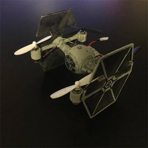 tie fighter hubsan