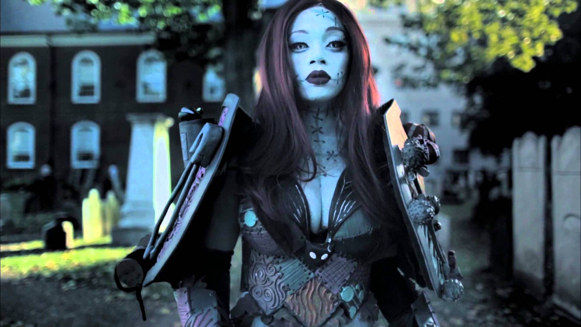 Warrior Sally from The Nightmare Before Christmas « Adafruit ...