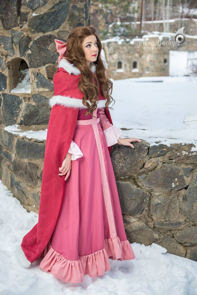 A Different Beauty And The Beast Belle Cosplay « Adafruit