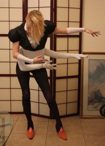 Cosplay limbs tutorial 1
