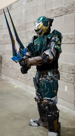 Halo Zelda Cosplay 1