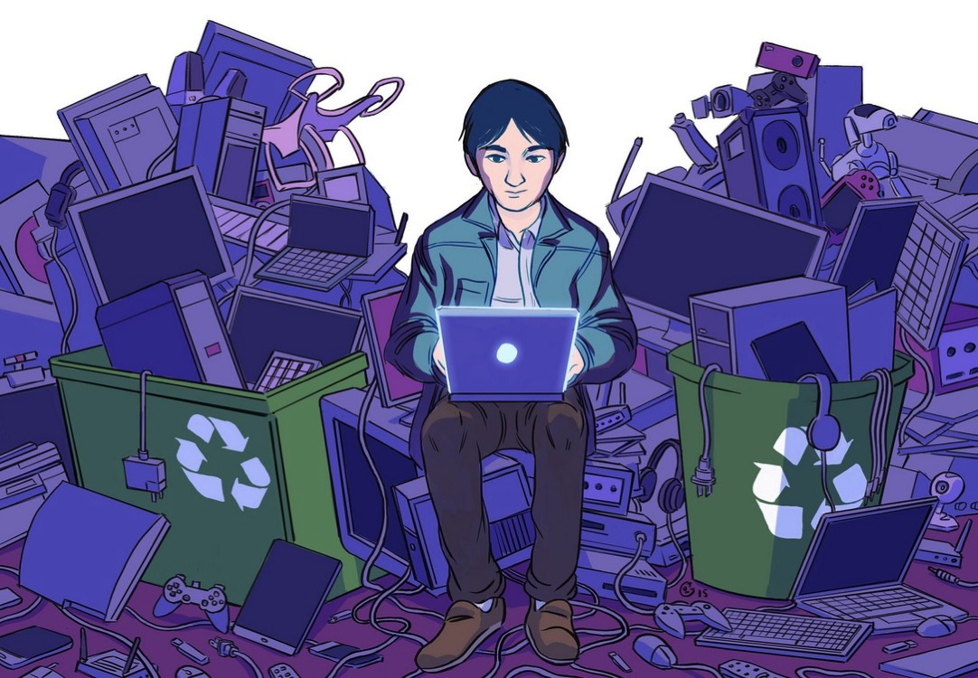 How to Sell or Recycle Old Electronics The New York Times