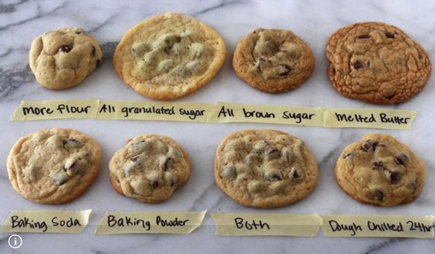 The Science Behind Baking the Most Delicious Cookie Ever Good Sh t OZY