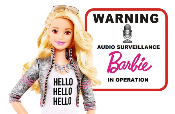 Your Barbie Could Be Spying On You IFLScience