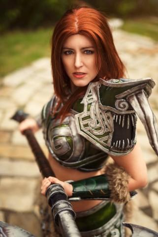 barbarian cosplay 2