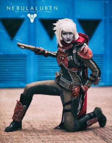 destiny guardian cosplay 1