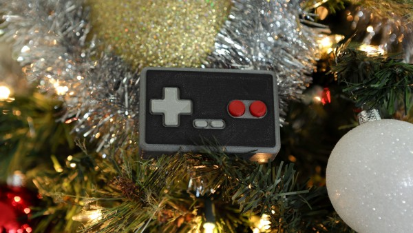 gamepad-on-tree