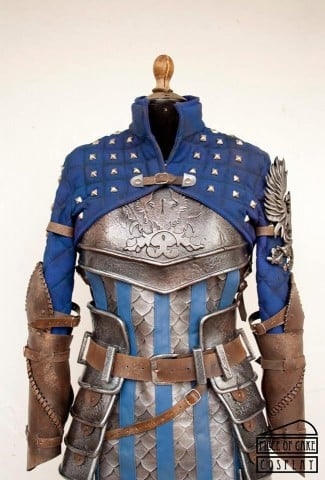 grey warden cosplay 3