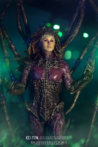 kerrigan cosplay 1