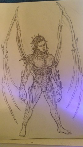 kerrigan cosplay 2