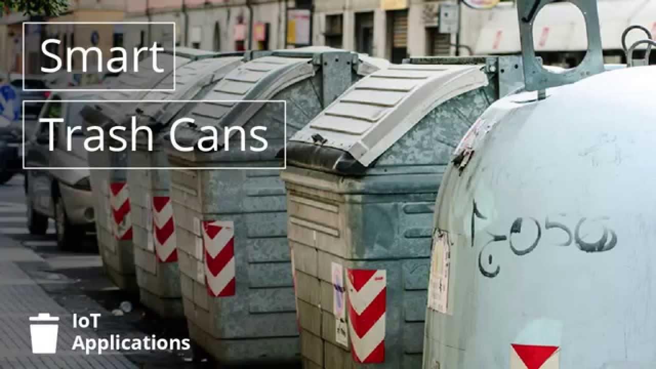 Make a smart trash can arduino iot « adafruit industries