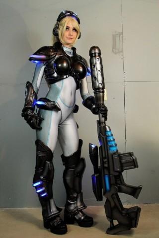 nova cosplay 1