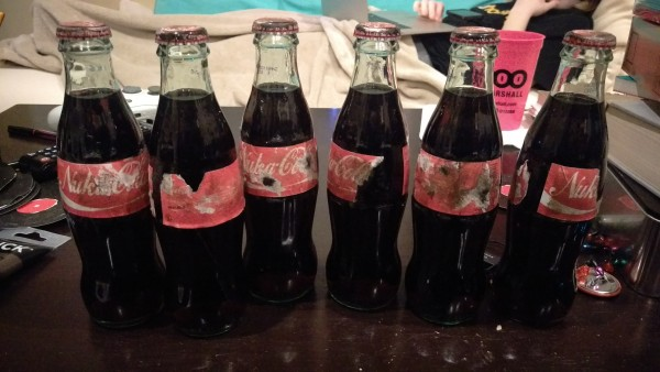 nuka cola bottles 1