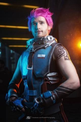 zarya cosplay 1