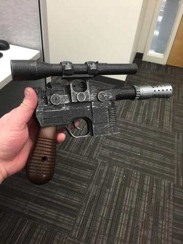 3d printed blaster 1