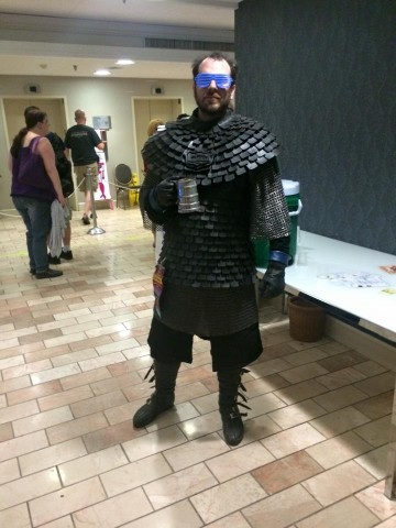 Brynden Tully cosplay 1