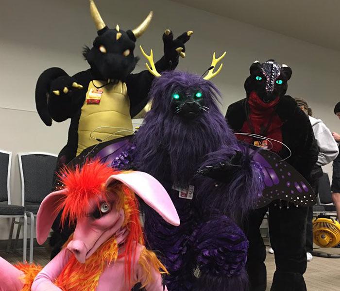 FurCon-Creatures