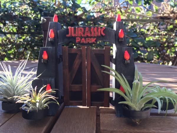 Jurassic Park Air Plant Holder
