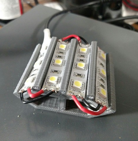 LED Light Strip Worklight Maker