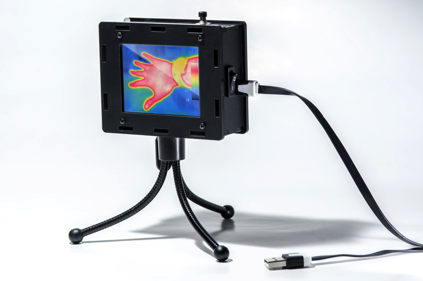 DIY Open-Source Thermographic Camera « Adafruit Industries