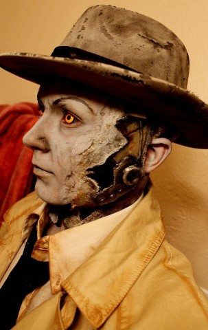 Nick Valentine cosplay 1