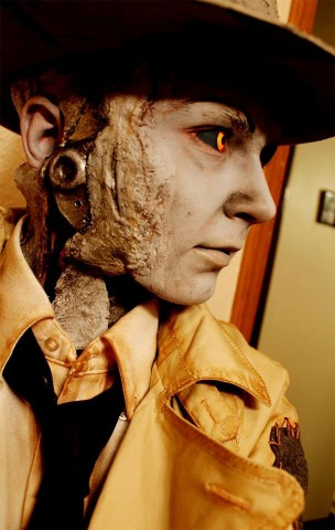 Nick Valentine cosplay 2