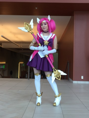 Star Guardian Lux Cosplay 1