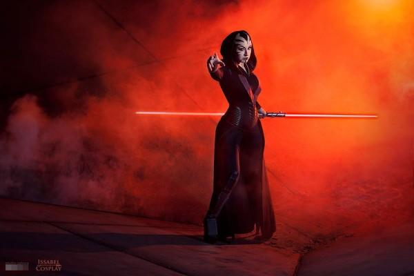Star Wars Sith cosplay 1