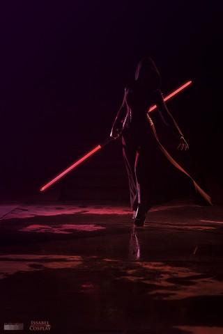 Star Wars Sith cosplay 2