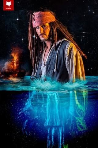 Steamkittens - Jack Sparrow