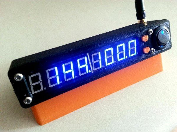 Wireless ham radio