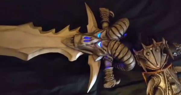 World of Warcraft sword