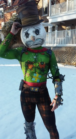 borderlands 2 frosty 1