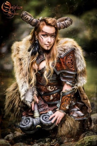 celtic warrior cosplay 1