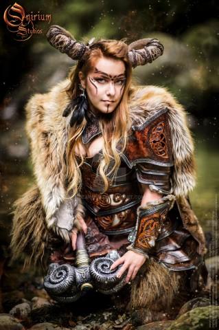 celtic warrior cosplay 1