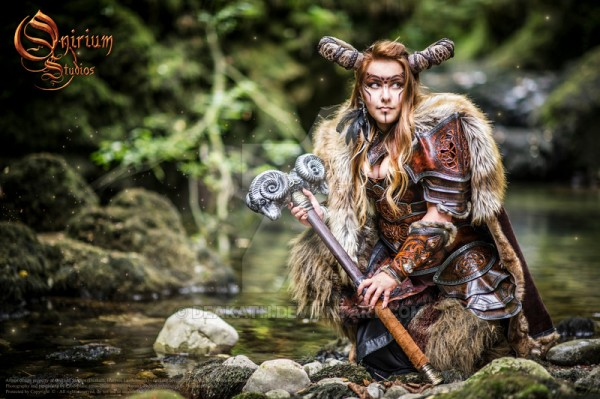 celtic warrior cosplay 2
