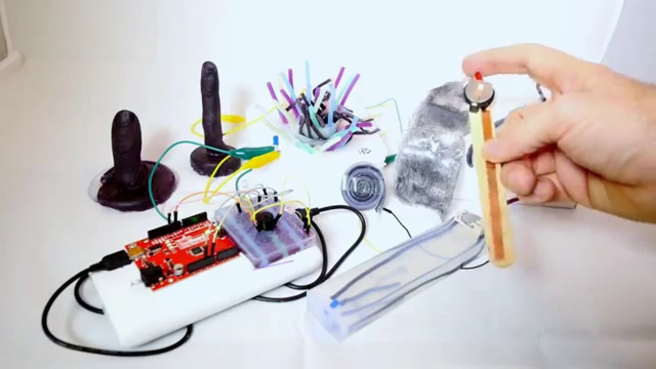 Diy Silicone Circuits And Conductive Rubber Adafruit Industries Conductivity Science Kit 25 Electricity Makers Hackers Artists Designers Engineers