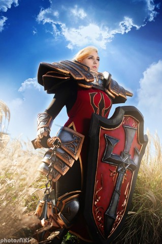 heroes of the storm cosplay 1